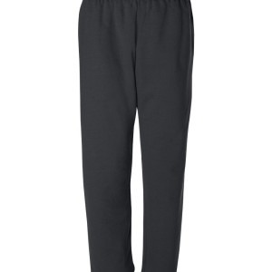 23460 - Dryblend sweatpants Adult - front - black