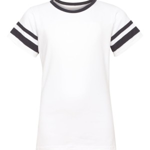 82734 - Jrs Camp T - front - white black