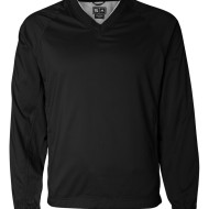 Adidas Golf ClimaProof V-Neck Windshirt with Tipping